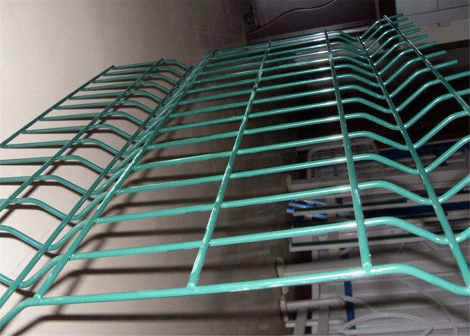 PVC Coated Wire Mesh Fence Panels 2030mm x 2500mm
