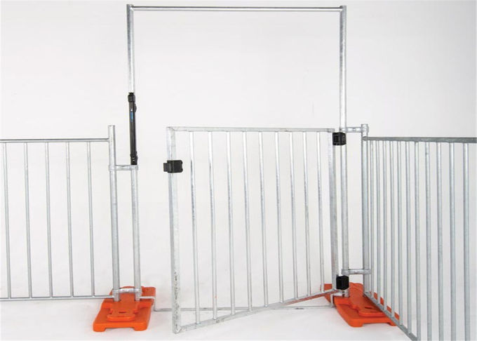 Temporary pool Fencing Panels 1250mm x 2500mm Size Stock items HDG treatment