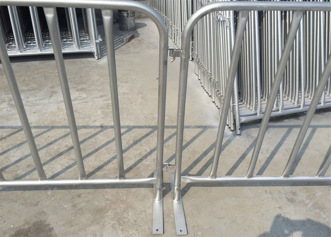 Crowd control barriers 1.1mx2.1m width