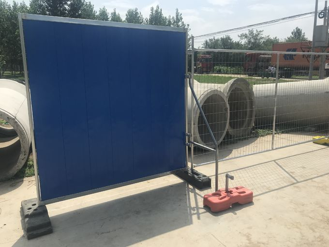 Temporary Hoarding Fencing Panels
