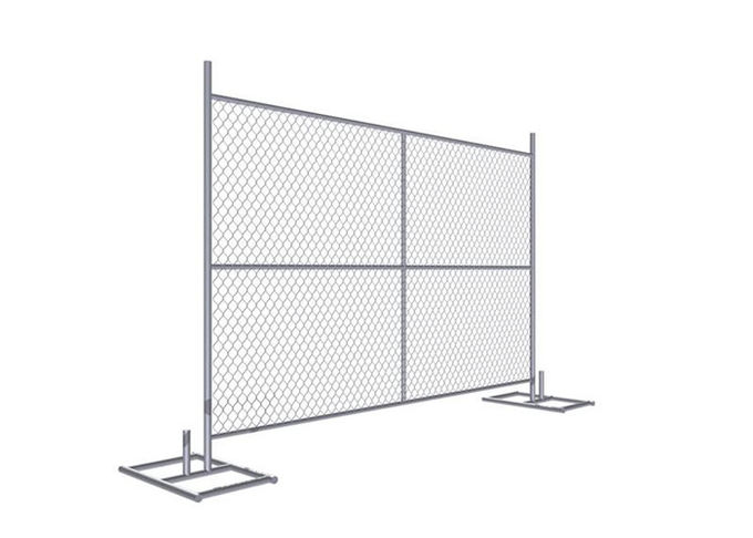 Chain Link Temporary Panels 8'x10' and 8'x12'