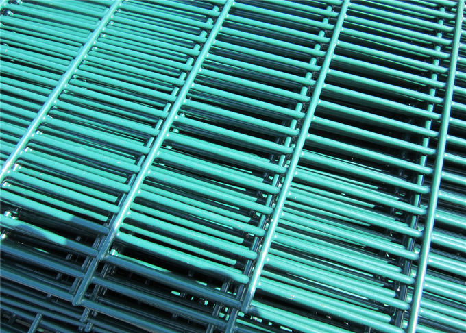 Galvanized and Powder Coated 76.2MM X 12.7MM 358 Fence Panel 5207 × 2515