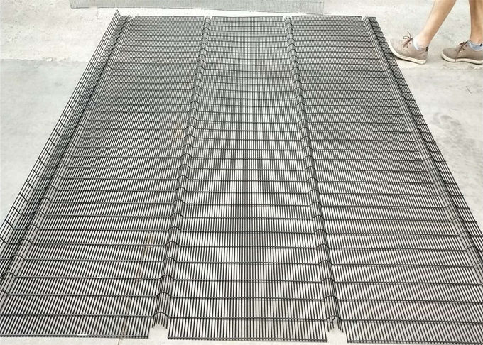 358 Prison Anti-Climb Anti-Cutted Security Fencing Panels