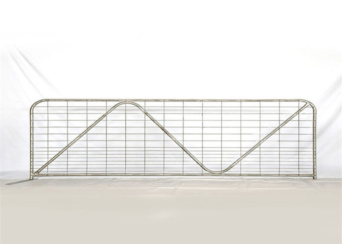 1.17m Galvanized Farm Gates
