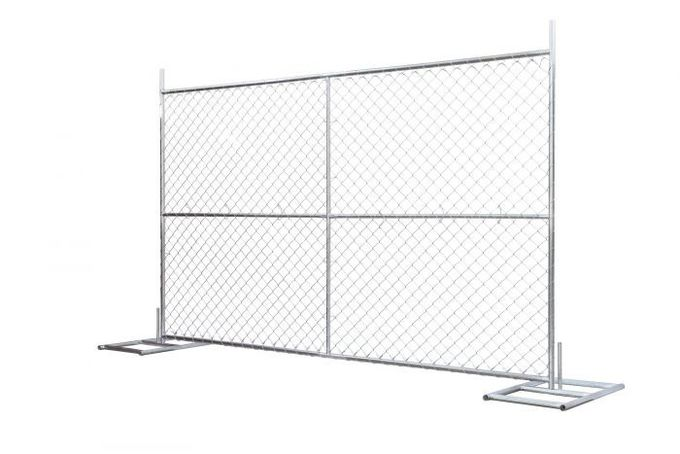 temporary chain link fencing panels American Standard