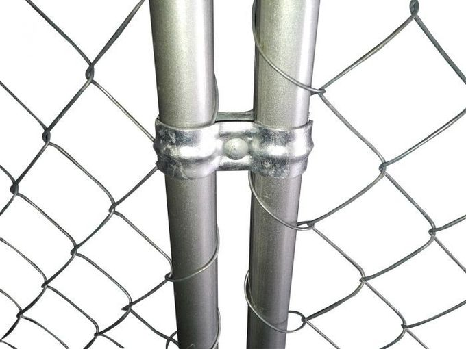temporary chain link fence panels clamp
